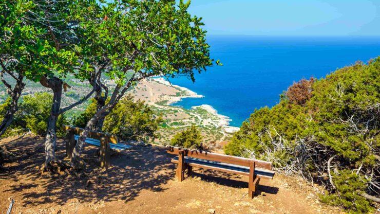 Cyprus Akamas National Reserve