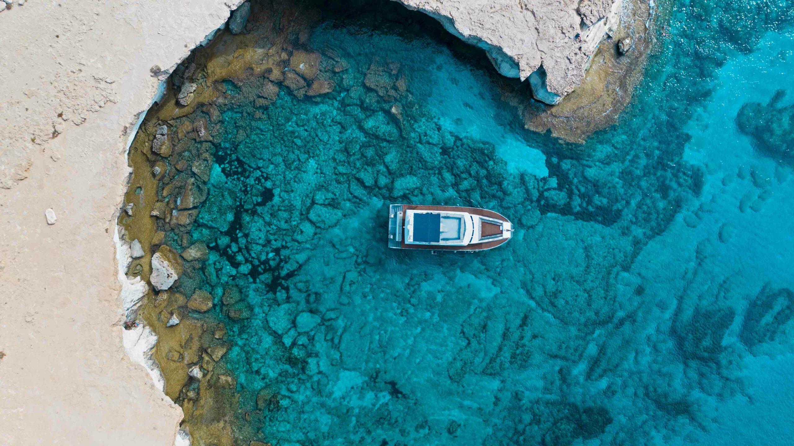 Cyprus cape greco
