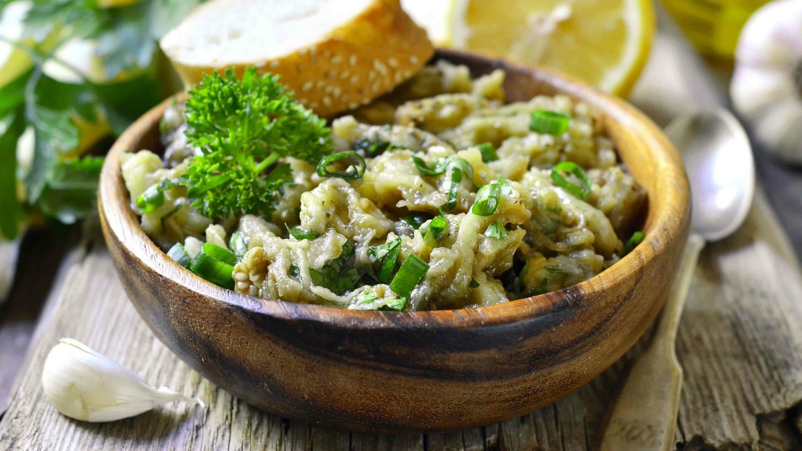Cypriotische granen salade