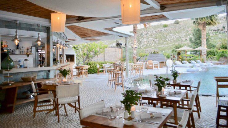 Caesars Gardens Hotel & Spa restaurant