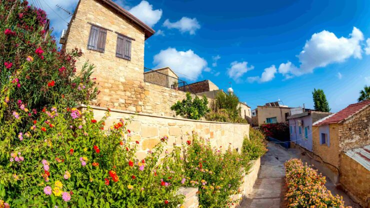 Cyprus Tochni