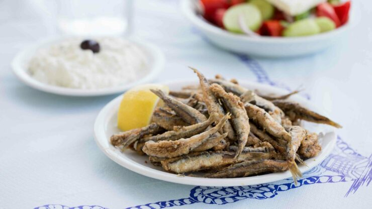 Chalkidiki food festival