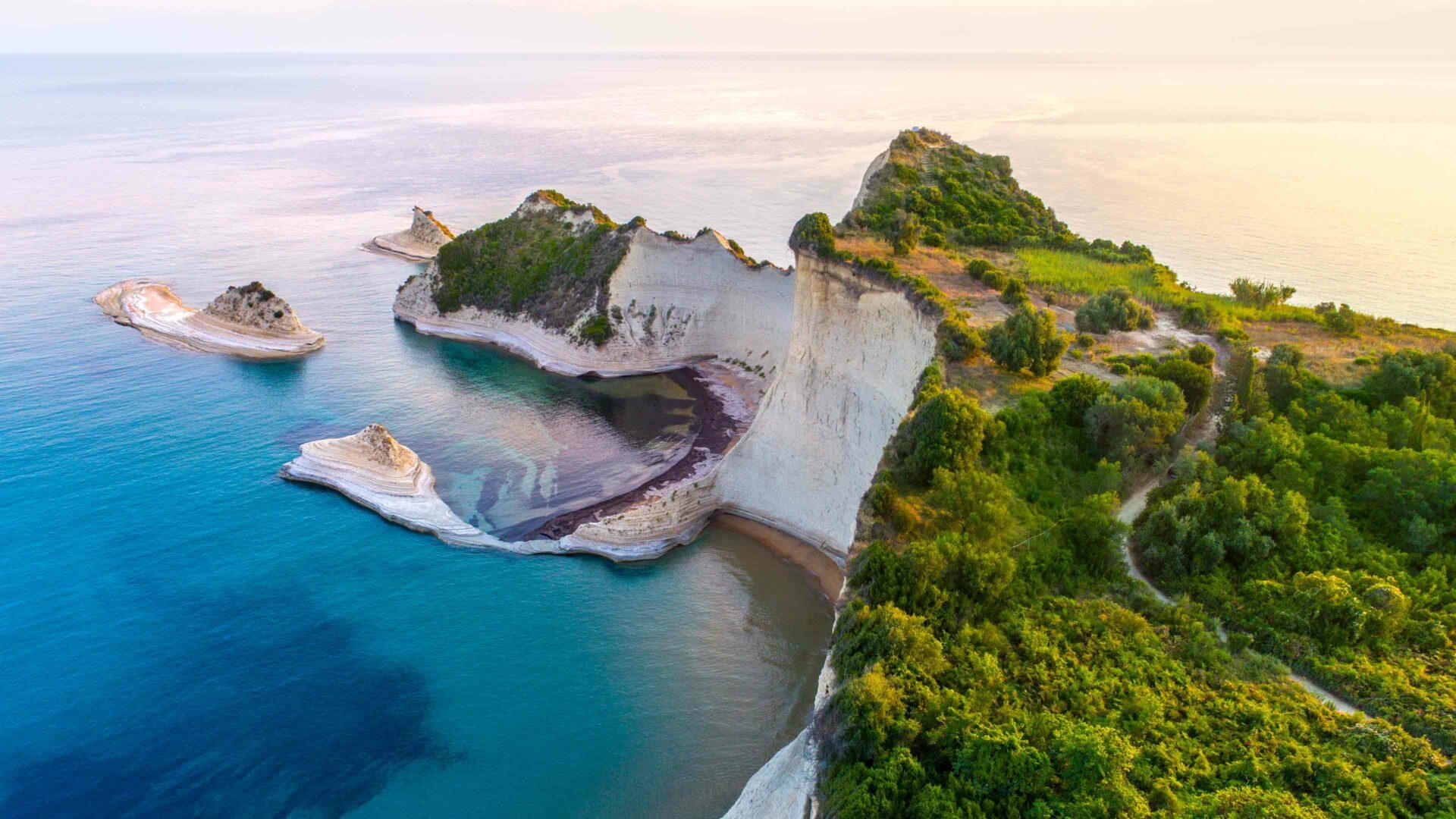 Corfu Kaap Drastis