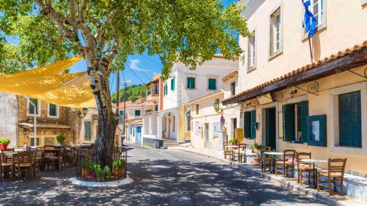 Corfu Lakones
