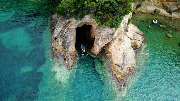 Epirus Aphrodite grot