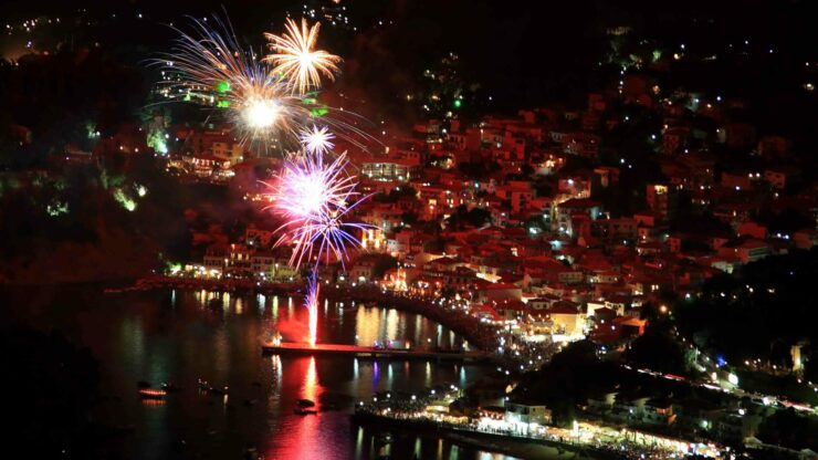 Epirus vuurwerk