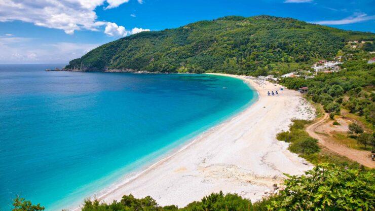 Epirus strand Linchos