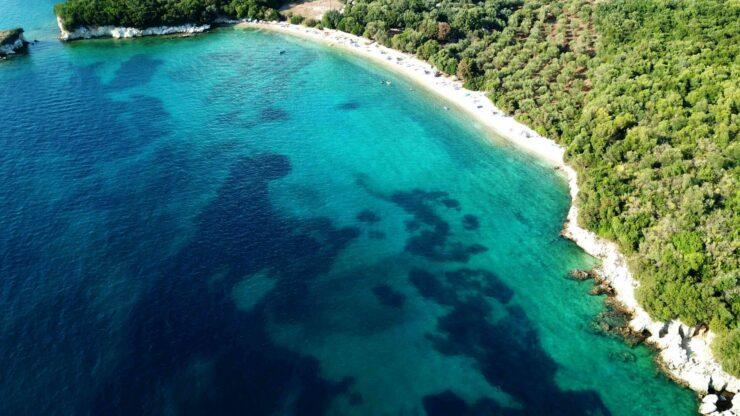 Epirus strand Zeri