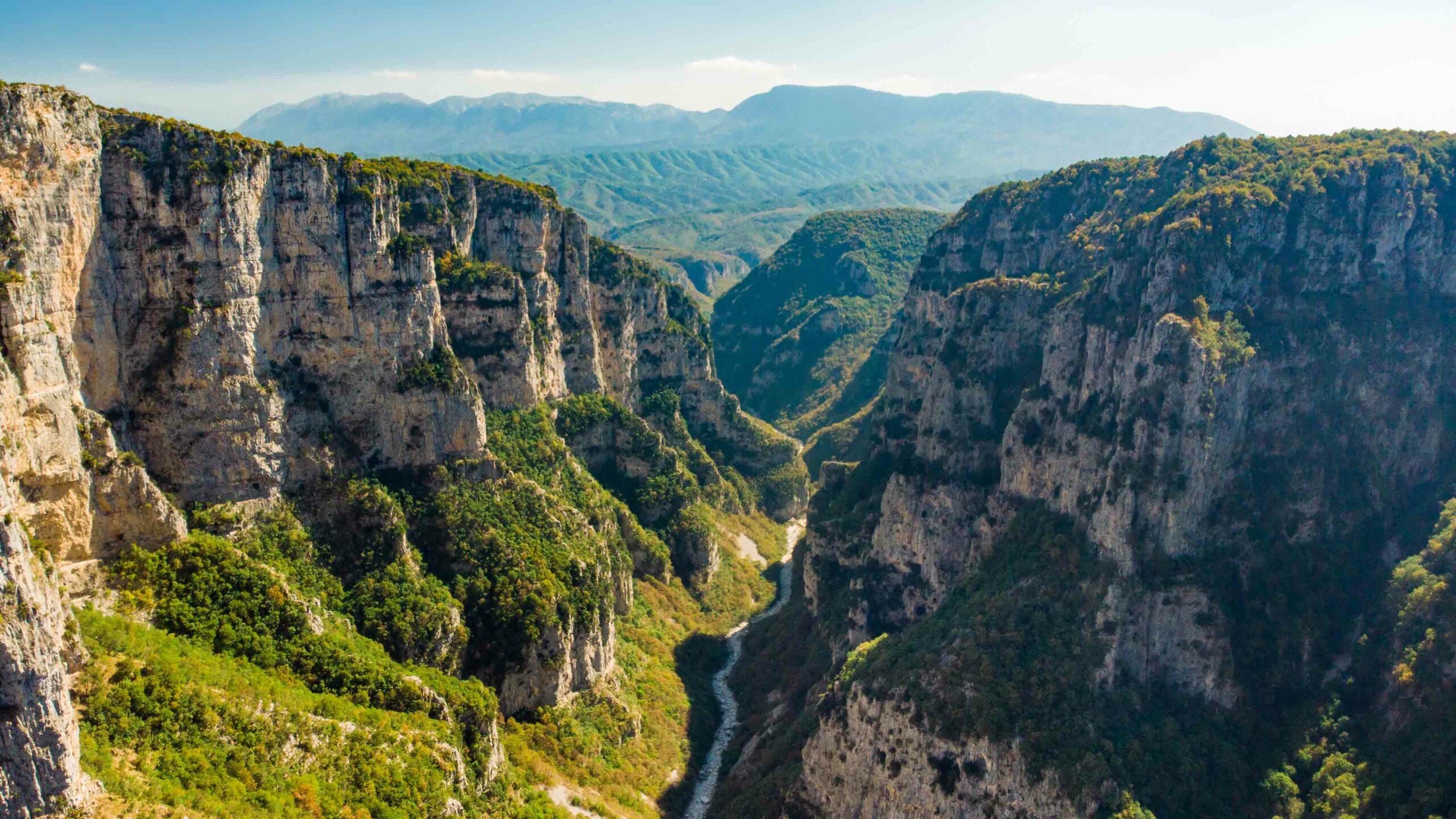Epirus Vikos
