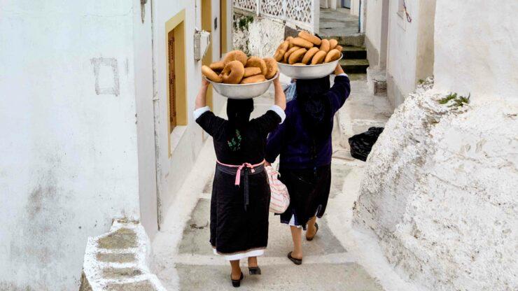 Griekenland klederdracht