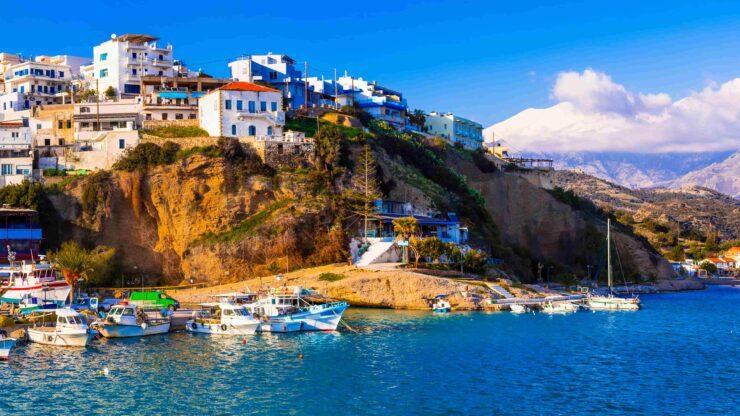 Kreta Agia Galini