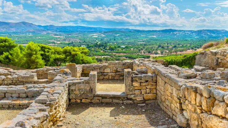 Kreta Phaistos