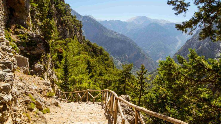 Kreta Samaria Gorge