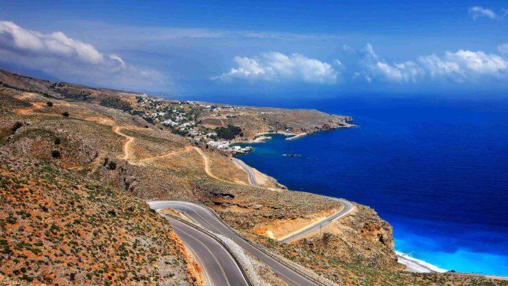 Kreta Sfakia
