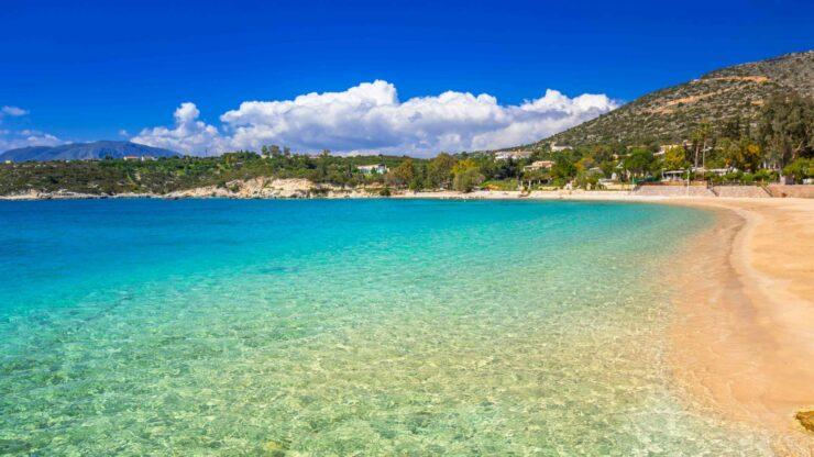 Kreta strand Marathi
