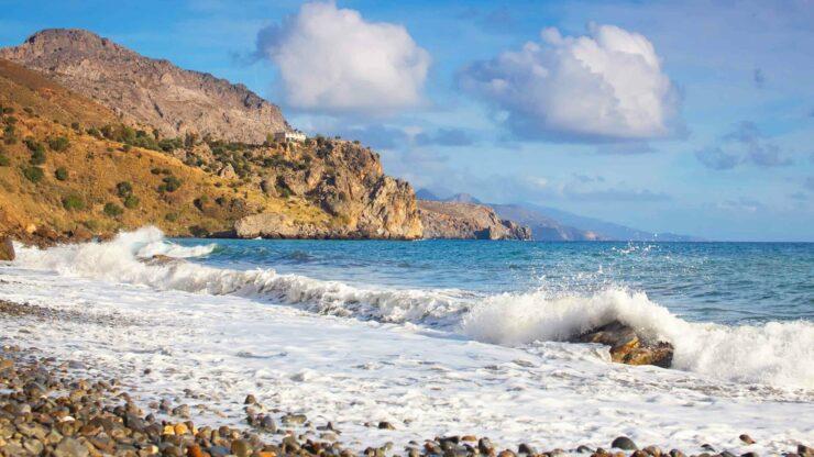 Kreta strand Rodakinos