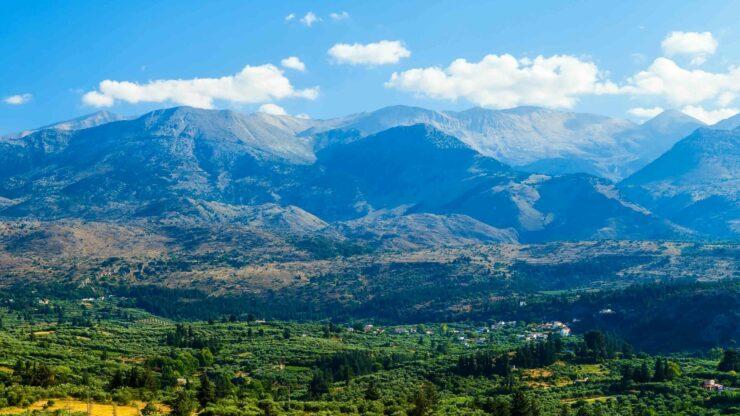 Megala Chorafia White Mountains