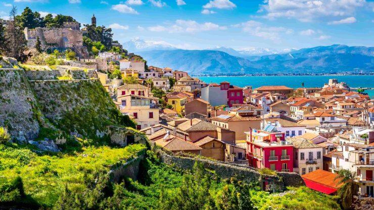 bezienswaardigheden op Peloponnesos afplio