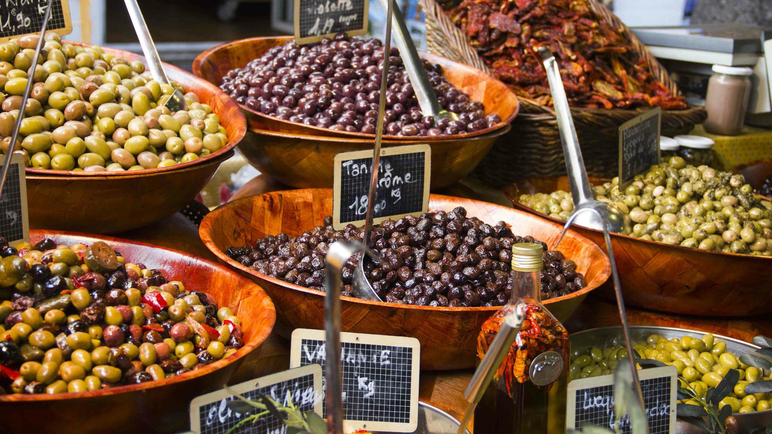 Italie markt