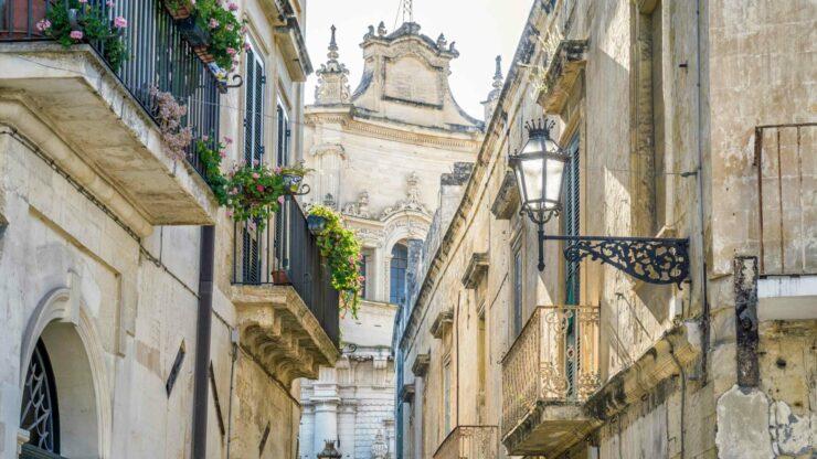 Lecce Puglia
