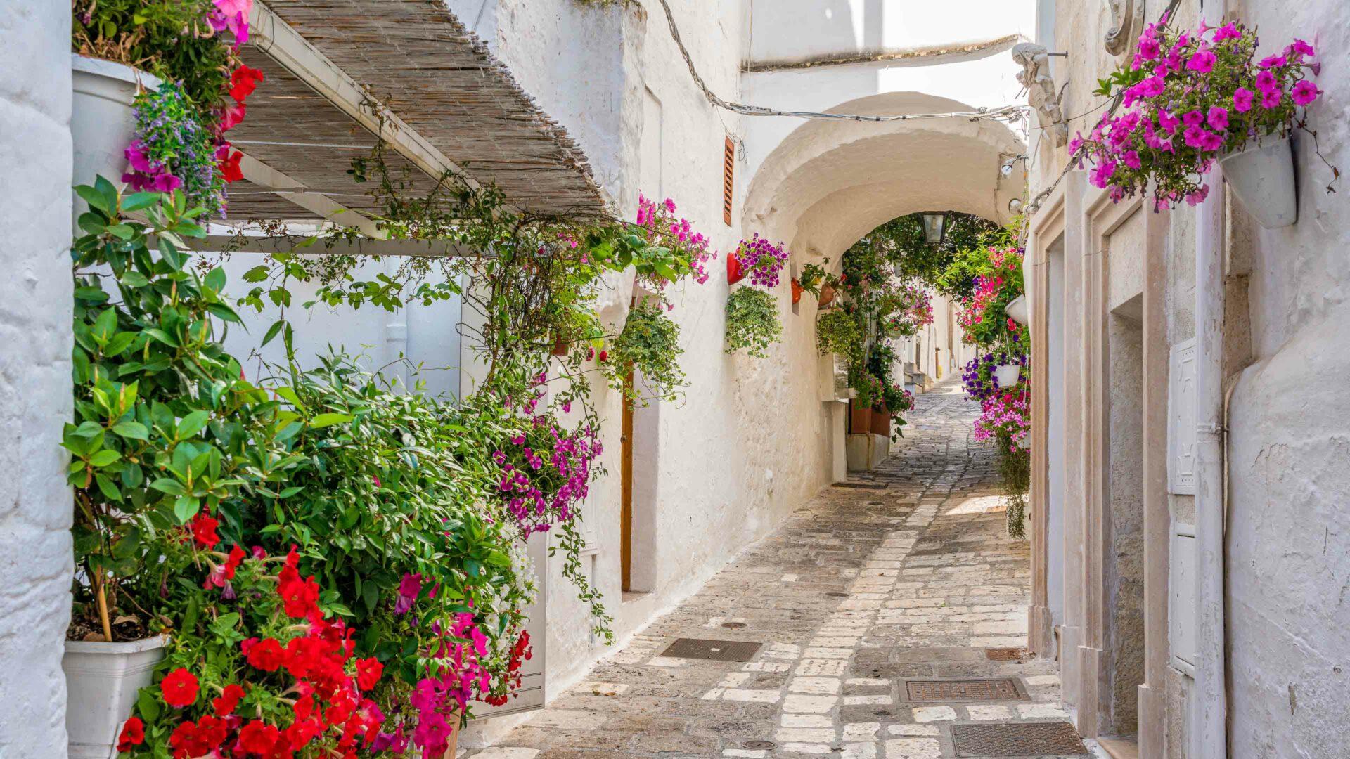 Ostuni Puglia