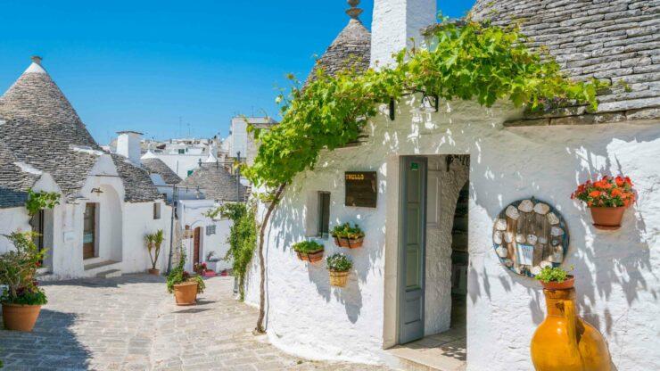 Trulli Puglia
