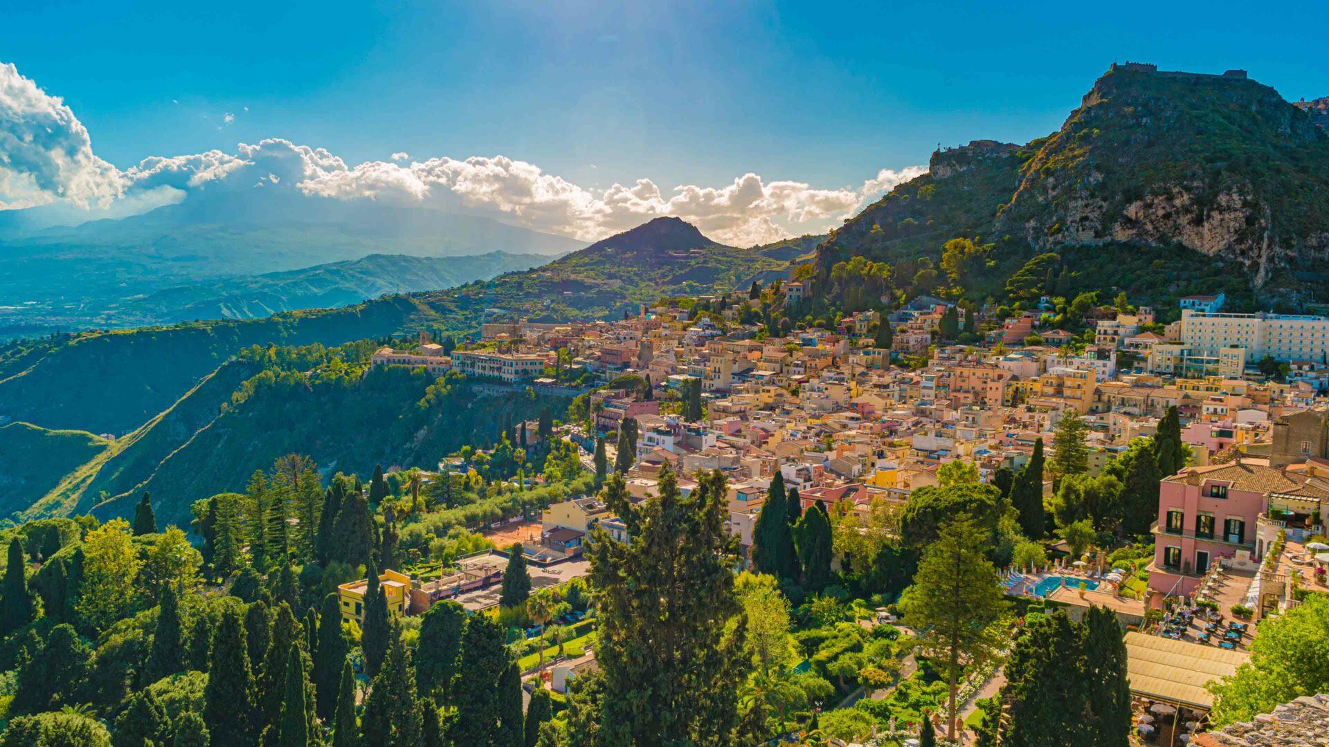Etna Sicilie