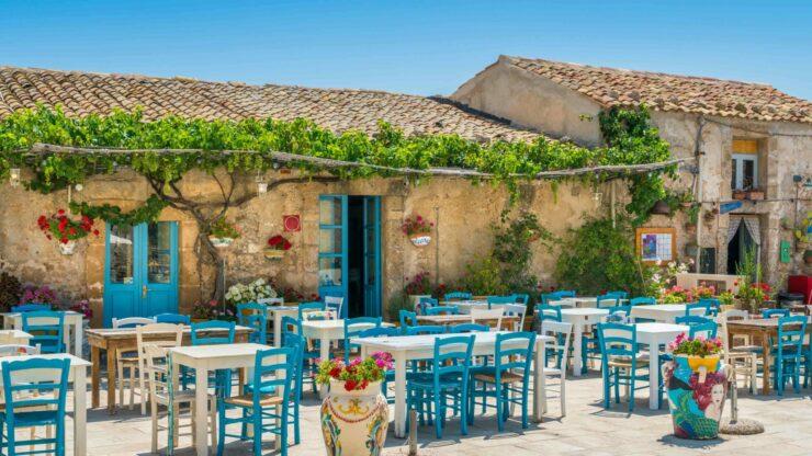 Sicilie Marzamemi