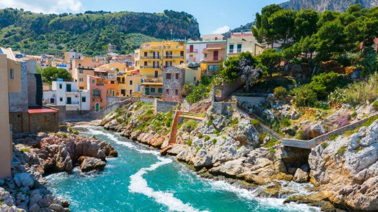 Sicilie Sant Eliza