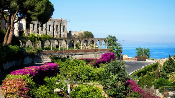 Sicilie Taormina