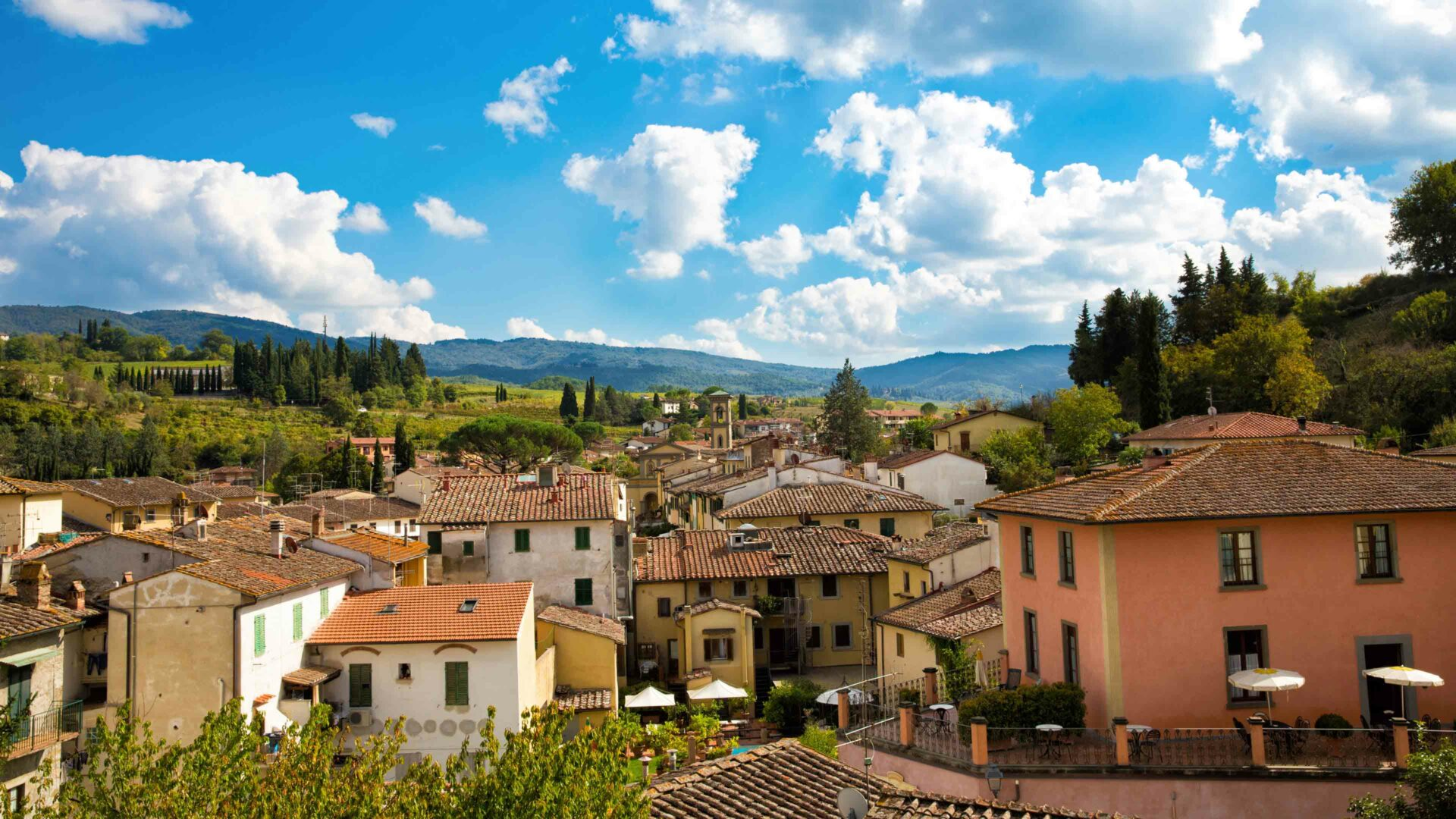 Toscane Chianto