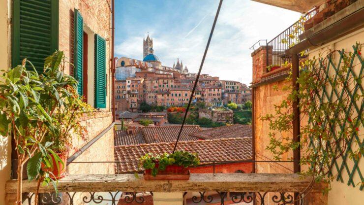 Toscane Siena