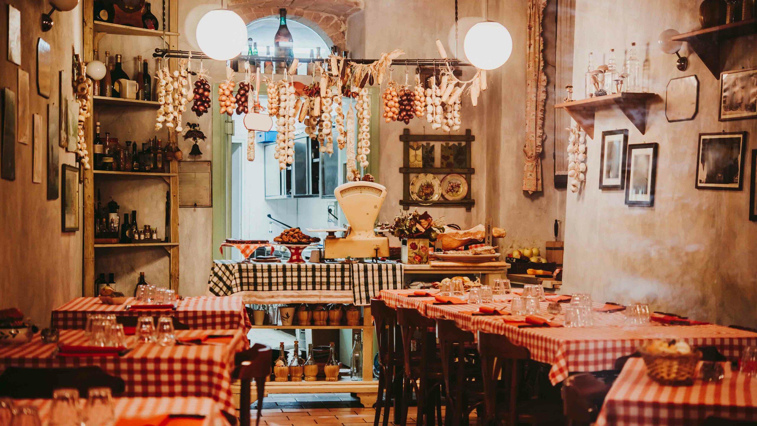 Umbrie restaurant