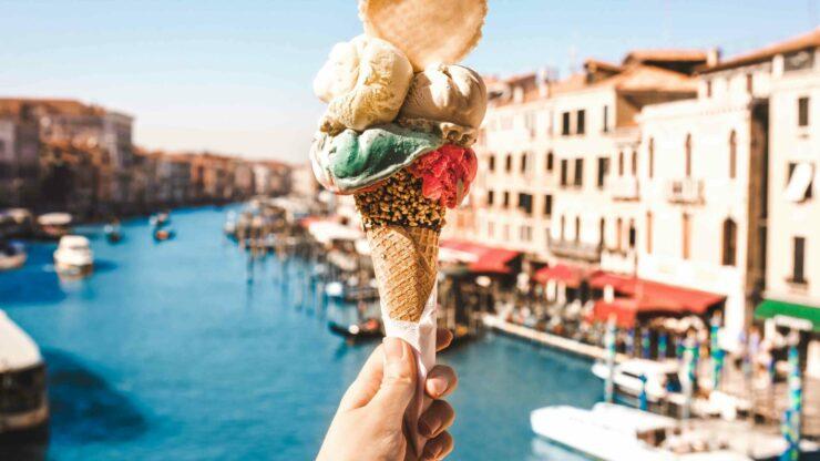 Italie ijs