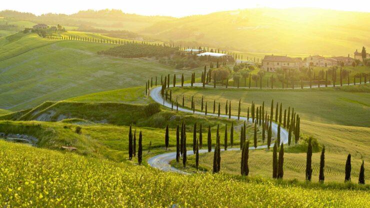 Italie wijn Chianti