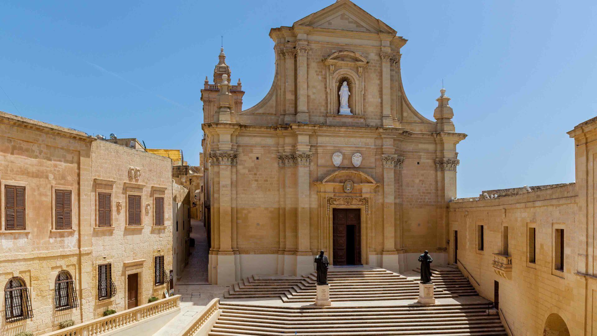Gozo citadel Victoria