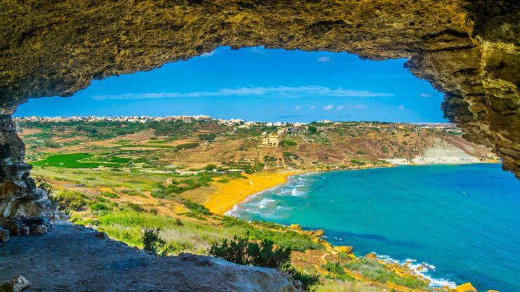 Gozo Ir ramla bay