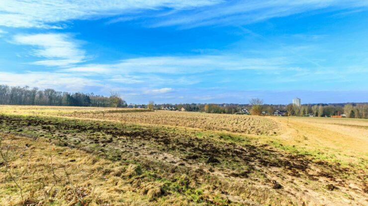 Nederland wandelen Laarsenberg