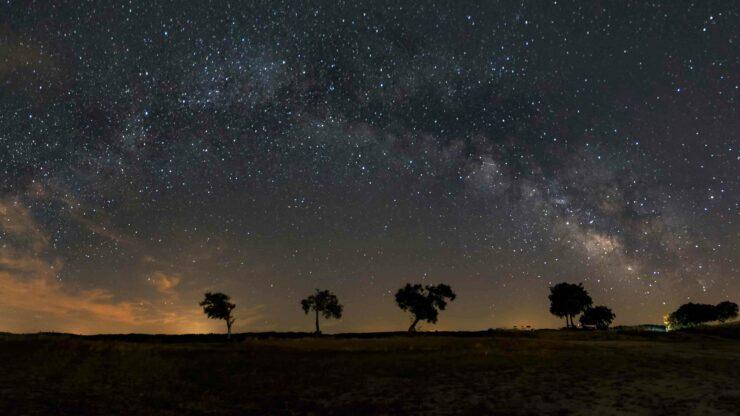 Alentejo sterrenhemel