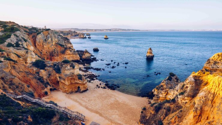 Algarve strand Camilo