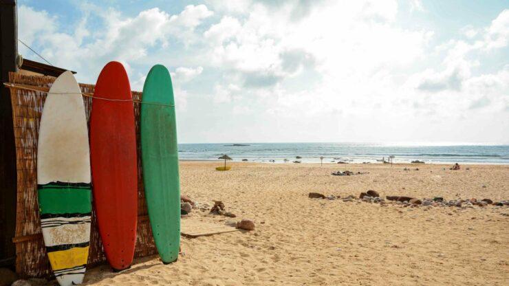 Algarve strand Praia do Amado