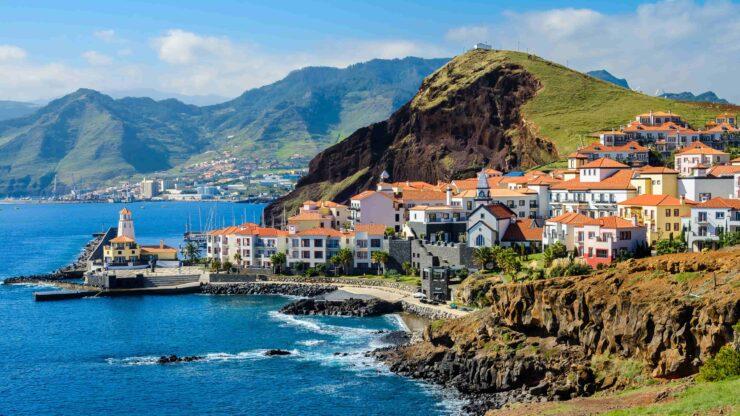Madeira Marina da Quinta Grande