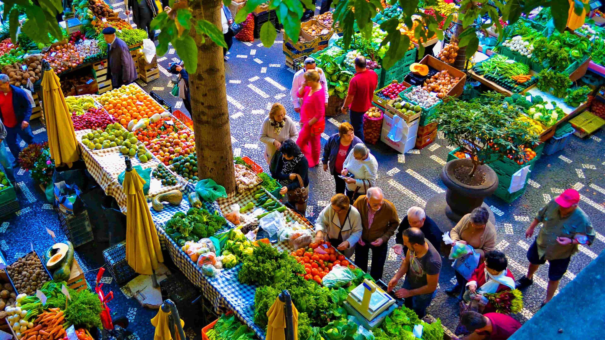 Portugal markt