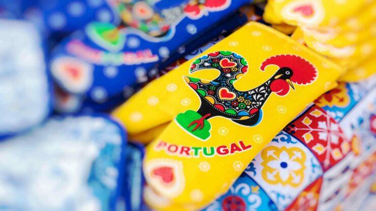 Portugal markt Mercado de Barcelos