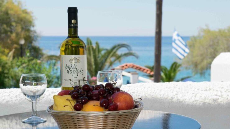 Princess Tia Samos wijn