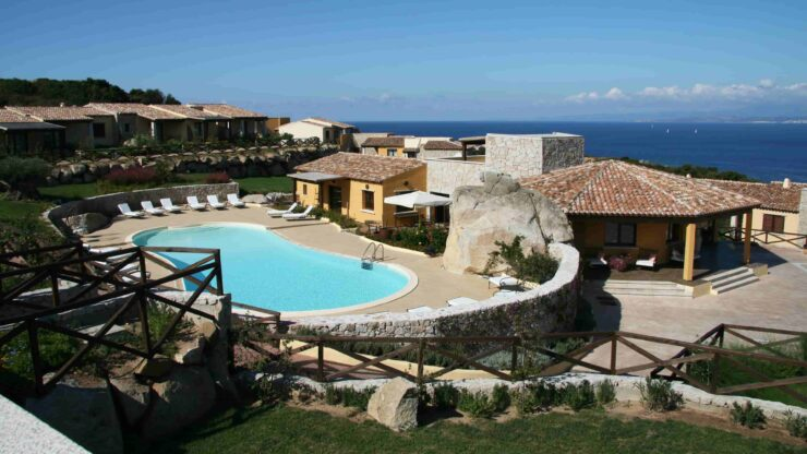 Punta Falcone Residence