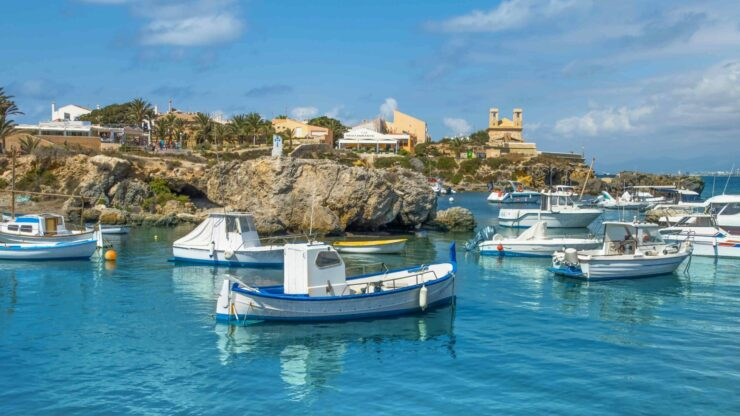 Alicante Isla de Tabarca