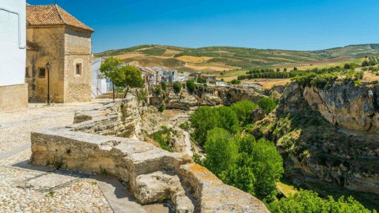 Andalusië Alhama de Granada