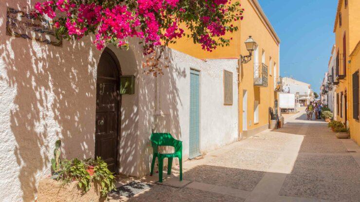 Andalusië Isla de Tabarca