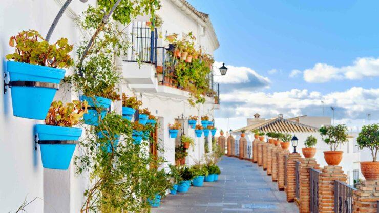 Andalusië Mijas